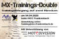 Trainings-Double